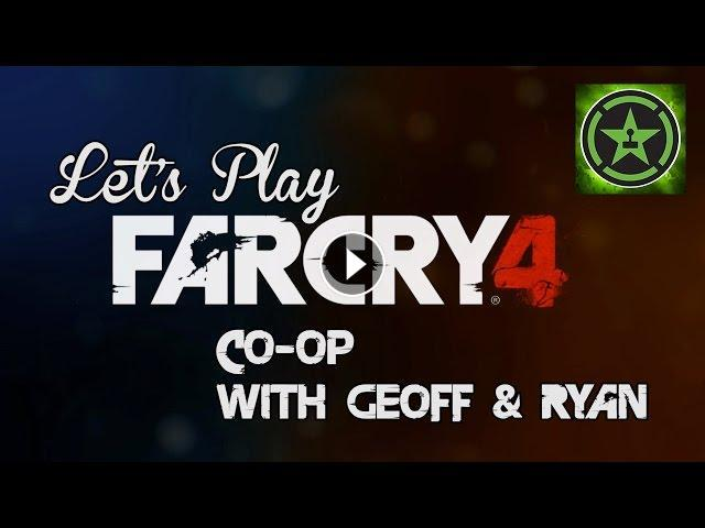 let s play far cry 4 co op