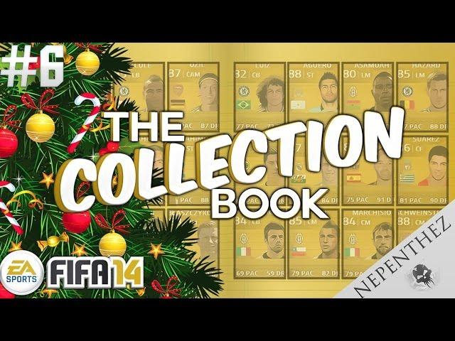 INFORM! - SPECIAL PACKS - COLLECTION BOOK FIFA 14 ULTIMATE TEAM #06