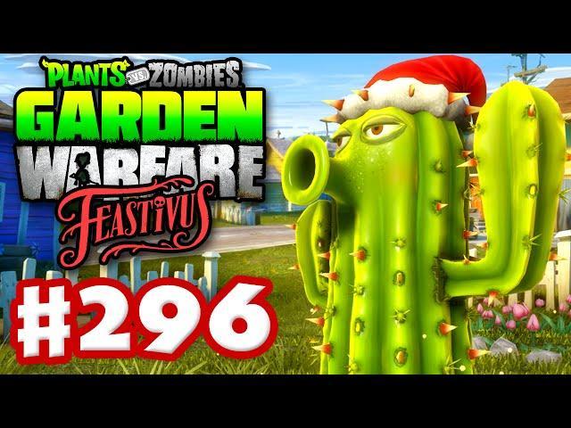 Plants vs. Zombies: Garden Warfare - Gameplay Walkthrough Part 296 ...