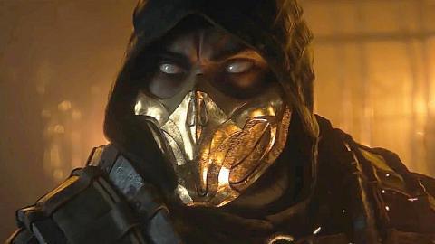 Mortal Kombat 11 With Original Theme Song Original Cinematic Trailer