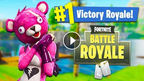 how to win solo fortnite