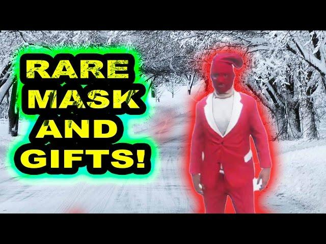 All Gta Christmas Masks.Gta 5 Christmas Dlc Rare Stocking Mask Gifts How To