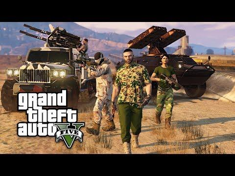 GTA 5 GUNRUNNING DLC - NEW CARS, VEHICLES, BUNKERS & MISSIONS!! (GTA 5 Gun Running DLC Update)
