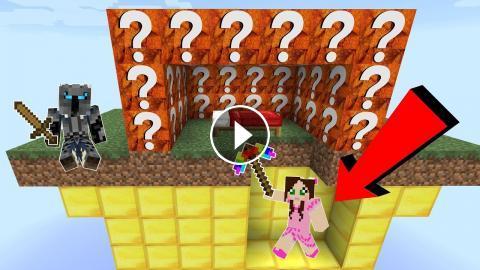 Minecraft Doritos Lucky Block Bedwars Modded Mini Game