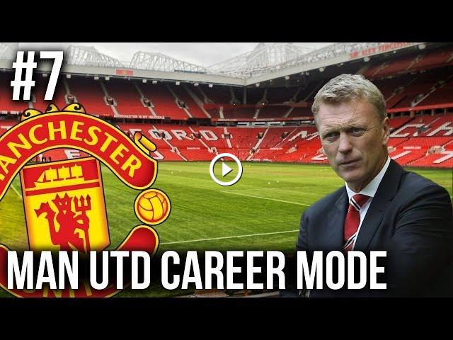 FIFA 14: Man Utd Career Mode - Episode #7 - LIVERPOOL & ARSENAL!