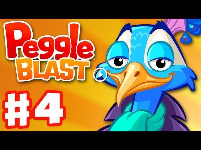 Peggle Blast - Gameplay Walkthrough Part 4 - Kablooey (iOS, Android)