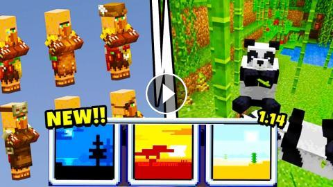 How To Play Minecraft 1 14 Early Modded Minecraft