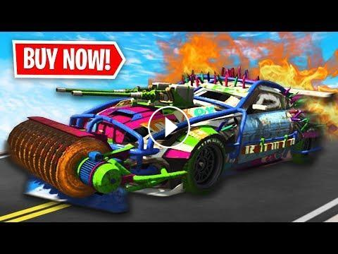 GTA 5 Arena War - NEW Apocalypse Vehicles Spending Spree