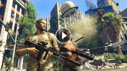 ZOMBIES APOCALYPSE SURVIVAL w/ SURVIVOR CAMPS!! (GTA 5 Mods)