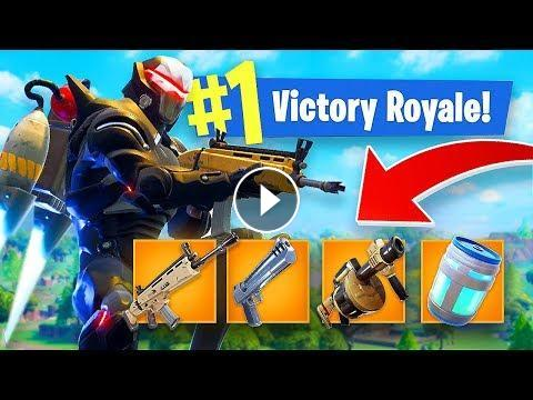 Solid Gold V2 Solo Game Mode Fortnite Battle Royale