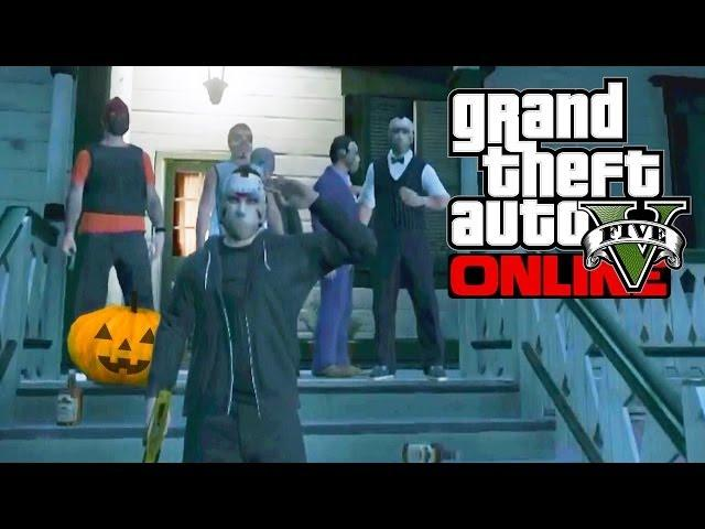 THE PURGE! *HALLOWEEN SPECIAL* (GTA 5 Mods)