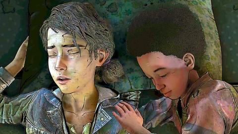 The Walking Dead Telltale - Final Season 4 Episode 2 (2018)
