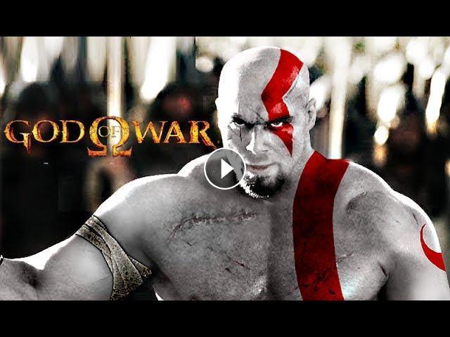 God of war ascension all cutscenes movie 1080p hd webcam