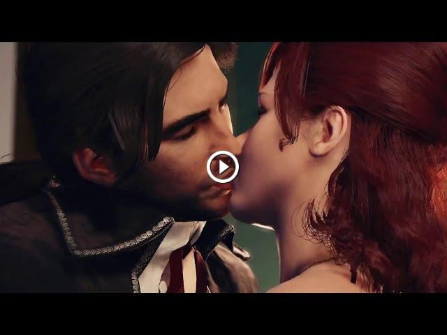 Assassin S Creed Unity Story Trailer Napoleon Marquis De Sade