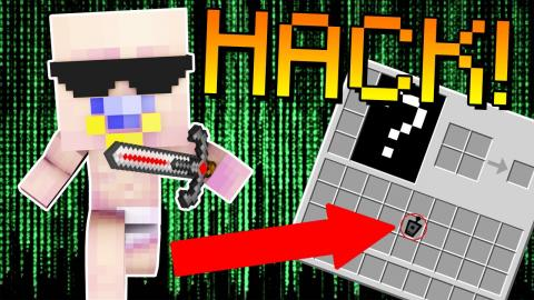 BABY HACKER! Minecraft | WHO'S YOUR DADDY? MOD (Hospital Map)