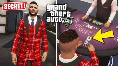 Gta Online All Playing Cards Locations And High Roller Outfit