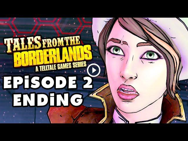 Tales from the Borderlands - Episode 2: Atlas Mugged - Gameplay