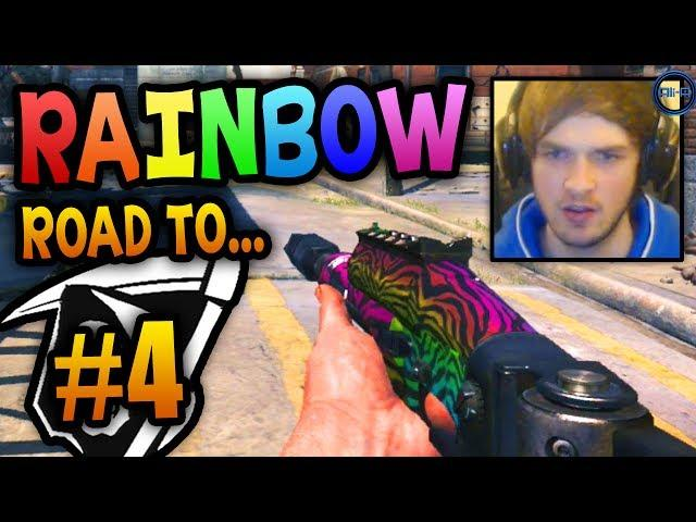 """OH, THERE'S Ali-A!"" - Road to - Rainbow KEM #4 LIVE w/ Ali-A! - (Call of Duty: Ghost Gameplay)"