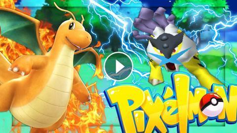 S S  Porygon-Z - Minecraft Pixelmon Adventures - Pokemon Mod