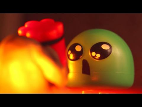 TURKEY TERROR (Stop Motion Animation)