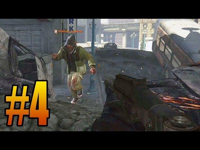 Ghosts 5 KD Challenge Episode 4 - Infected Gameplay! (Call of Duty: Ghost PS4 Playstation 4)