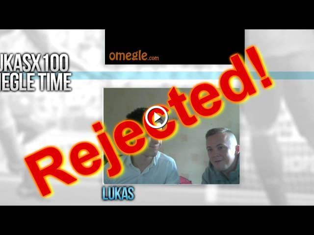 LUKAS GOES ON OMEGLE!! #1