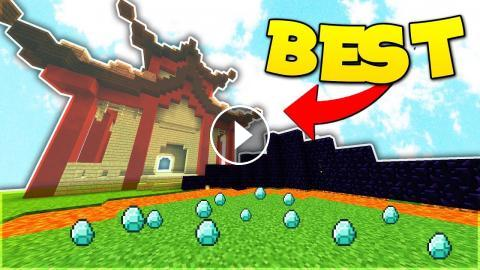 BEST SKYBLOCK SERVER | Minecraft Skybounds Islands!