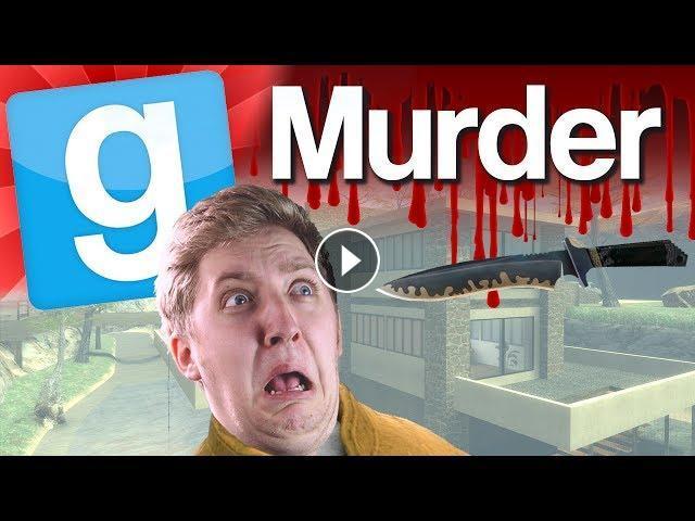garrys mod murder