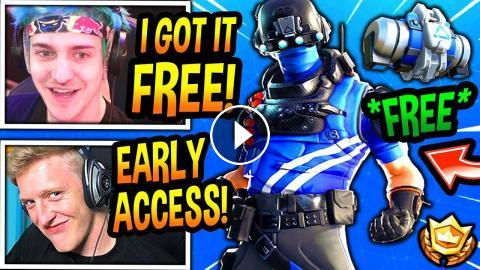 How to get ps4 exclusive fortnite skin on pc