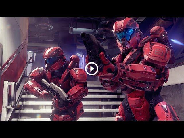 Halo 5 Guardians Beta Gameplay (Kills Montage) (Halo 5 Multiplayer