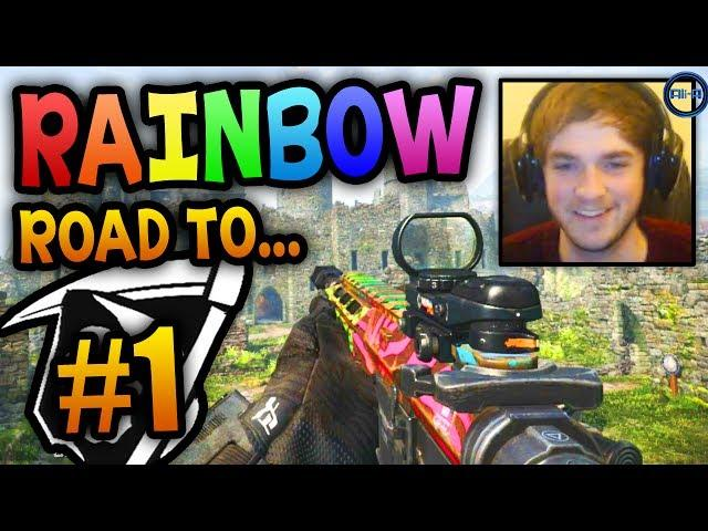 """THE STREAKS BEGIN!"" - Road to - Rainbow KEM #1 LIVE w/ Ali-A! - (Call of Duty: Ghost Gameplay)"
