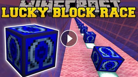 Minecraft: OMEGA UNDERWATER LUCKY BLOCK RACE - Lucky Block