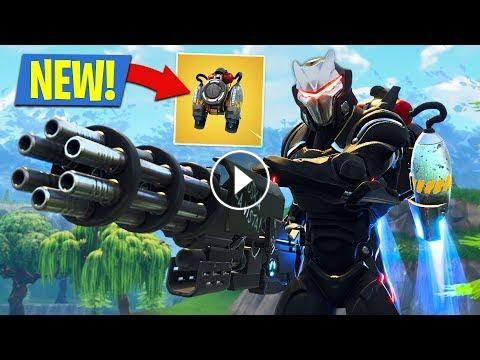 New Fortnite Jetpack Update Fortnite Battle Royale Jetpack Gameplay It may return in the future. new fortnite jetpack update fortnite