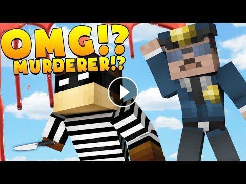 MINECRAFT MURDER MYSTERY 1 12 2 w/ NICE POSTURE!