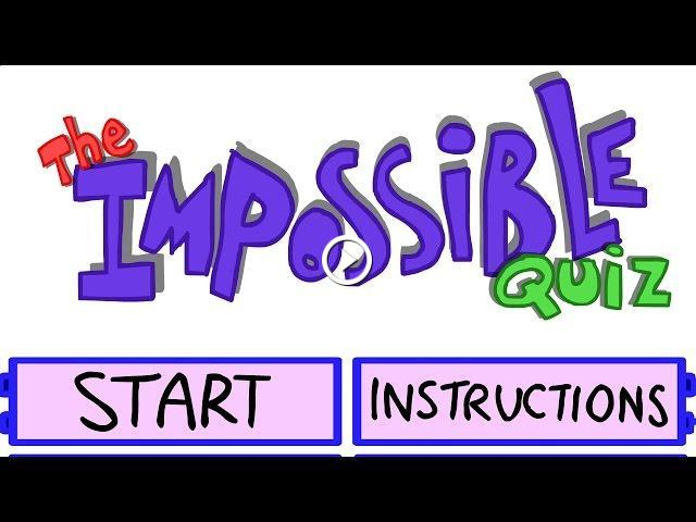 so much trolling the impossible quiz 1