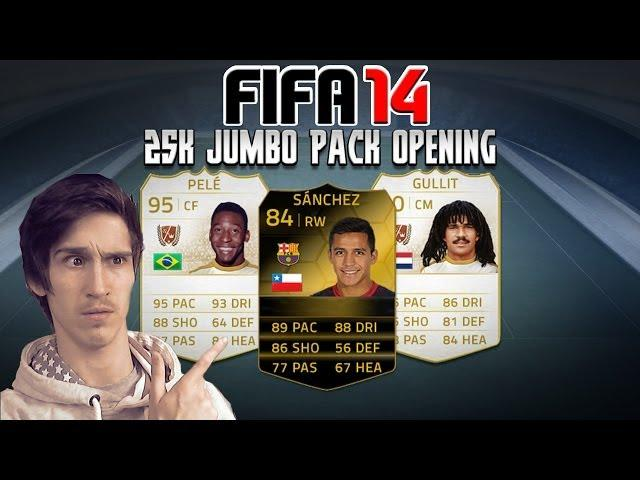 Fifa 14 | 25k PACKS! + HAPPY HOUR! | TOTY TALK + GIVEAWAY DETAILS..