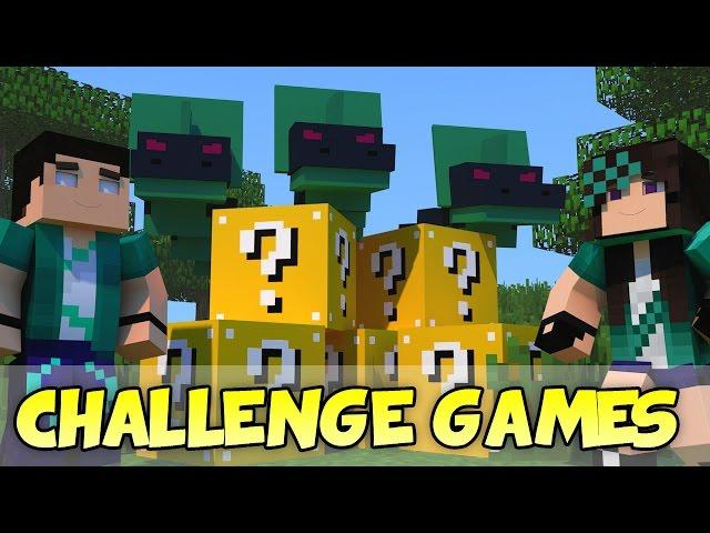 Minecraft Com The Game : Minecraft com namorada molenoid challenge games lucky