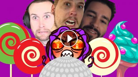 THE HARDEST GOLF COURSE EVER! | Golf With Your Friends - Candyland on