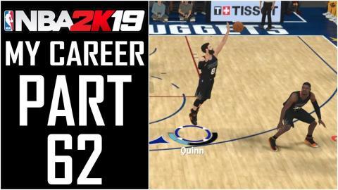 NBA 2K19 - My Career - Let's Play - Part 22 -