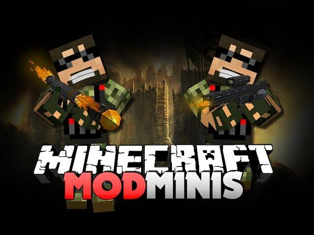 Minecraft Mod Minis 7 - HOW TO USE EXTRA UTILITIES