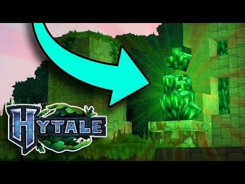 Hytale World Revealed