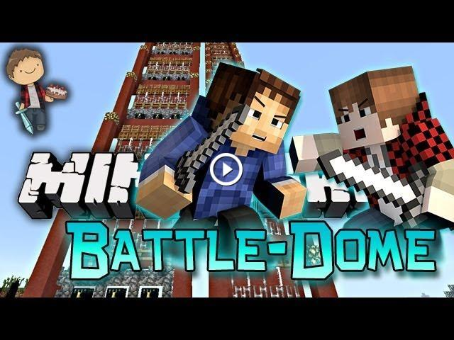 how to play battle mini game minecraft pc