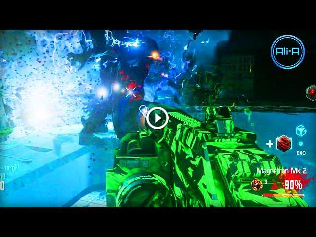 Advanced Warfare Zombies Gameplay Infection New Call Of Duty Exo Zombies
