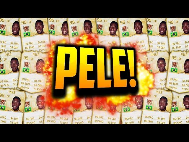 FIFA 15 - PELE!!! - FIFA 15 ULTIMATE TEAM
