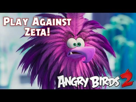 Angry Birds 2 Defeat Zeta From The Angry Birds Movie 2