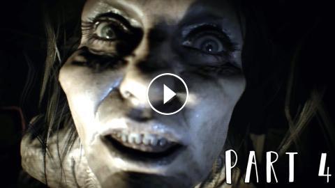 Resident Evil 7 Walkthrough Gameplay Part 4 Marguerite Re7