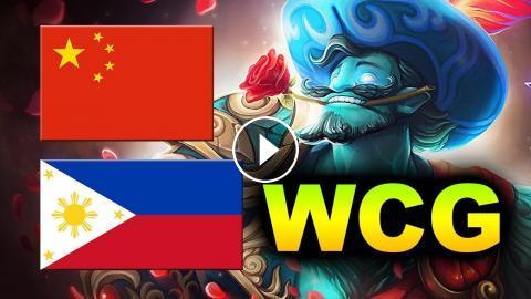 CDEC vs CIGNAL - CHINA vs PHILIPPINES - WCG 2019 SEMI-FINAL DOTA 2