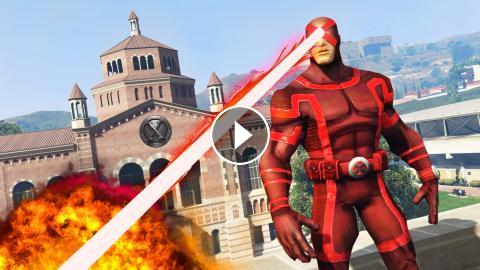 GTA 5 Mods - ULTIMATE X-MEN