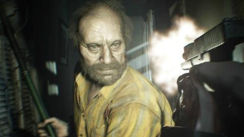 Resident Evil 7 Banned Footage Bedroom Walkthrough Gameplay
