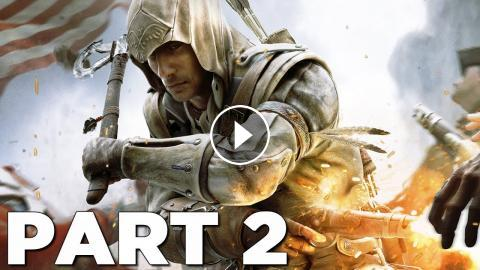 assassins creed 3 remastered gameplay pc
